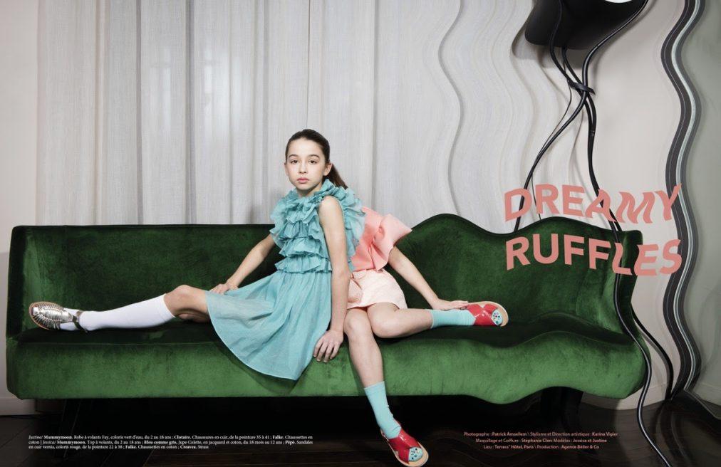 Editor Kids Magazine Terrasse Hôtel