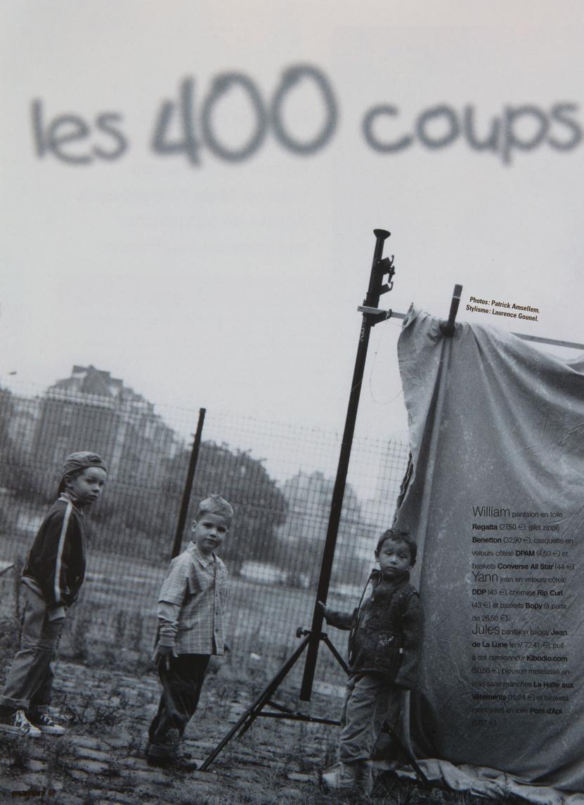 Edito Mag 400 coups