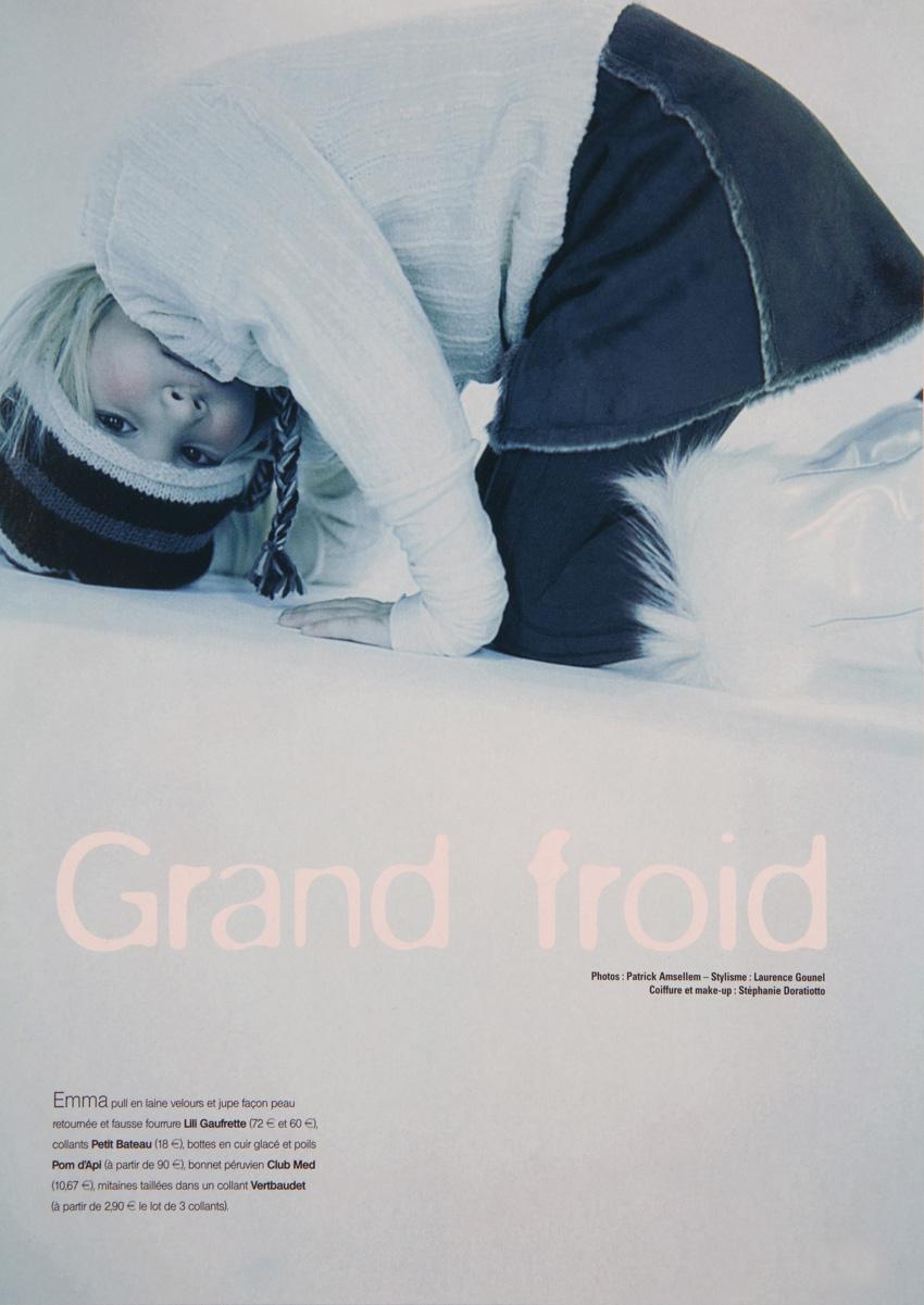Edito Grand Froid