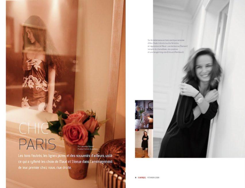 Edito Magazine Culte Paris