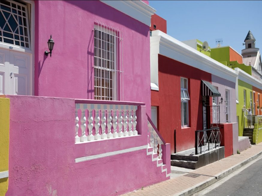 Reportage Cape Town Quartier Malais